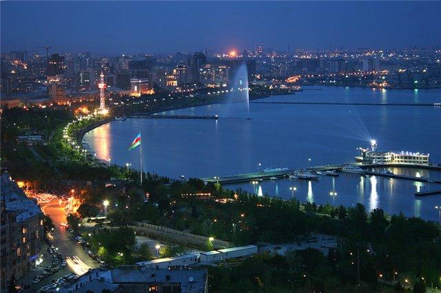 Отдых в Азербайджане. Каспийское море. Туроператор Кандагар.