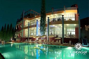 Море отель SPA, г. Алушта. Туроператор Кандагар.